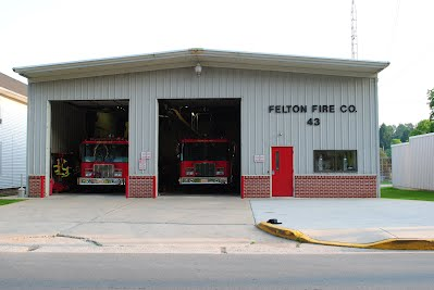 New Felton Fire company Building