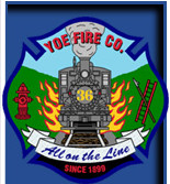New Yoe Fire Company Emblem