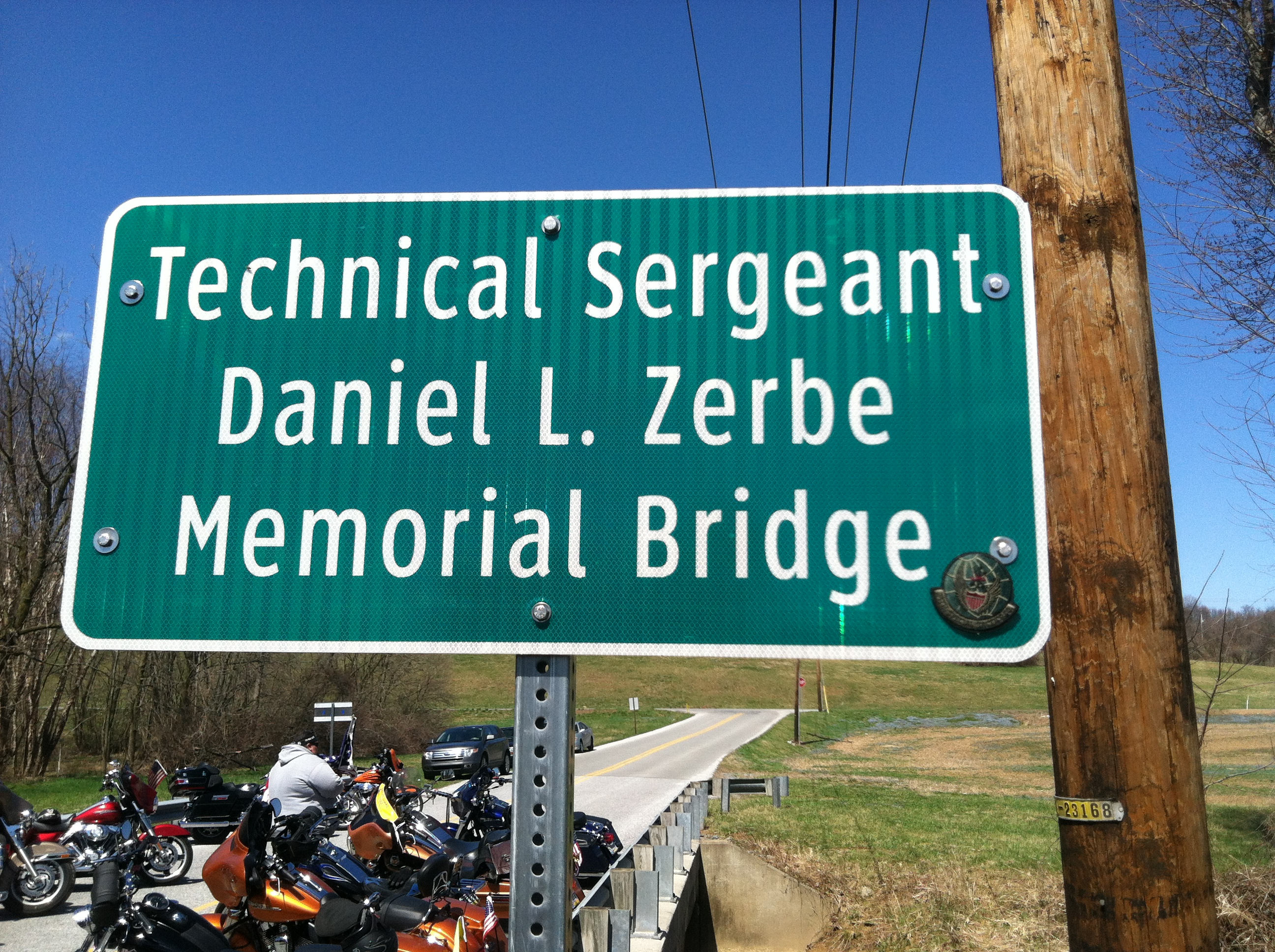 Zerbe bridge #1